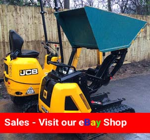 ebay sales link - Image of digger for sale